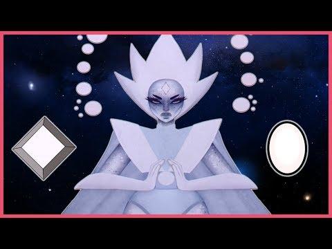 Where are White Diamond's Gems? -Steven Universe Theory