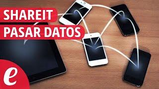 Pasar datos entre celulares con shareit (español) screenshot 4