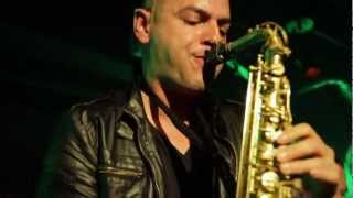 Nadir Simon vs. Eric Prydz - Pjanoo - Live sax @ LAVO NYC