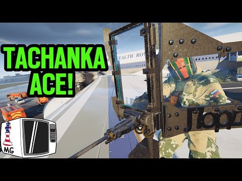 STOP HATING ON TACHANKA!! - Rainbow Six Siege