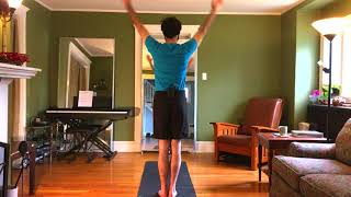 How To Setup For Live Online Yoga Class