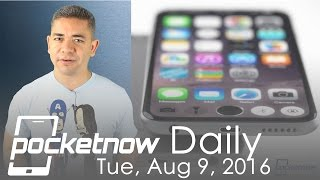 Galaxy note 7 sales, 2017 iPhone glass-on-glass & more - Pocketnow Daily