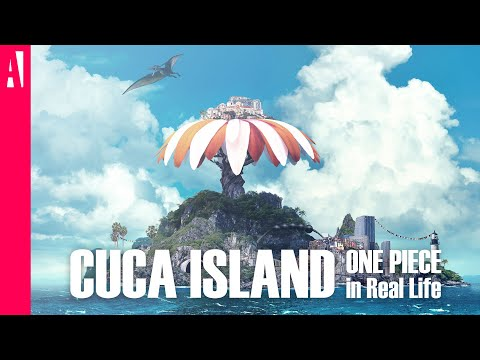 ONE PIECE - Cuca Island - In Real Life - Live Action
