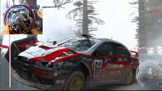 Dirt Rally GoPro Sweden Pt3 -Snow Fun - IM FINISHING THIS!!