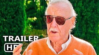 MADNESS IN THE METHOD Official Trailer (2019) Stan Lee, Comedy Movie HD