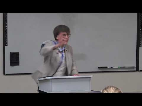 Grace in Writing: Sentence as Utility, Sentence as Craft: Dr. Eileen Gregory,