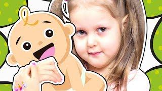 Играем в куклы Беби Бон Сборник 3 серии Видео без остановки Baby Born Doll Серии подряд Мультики
