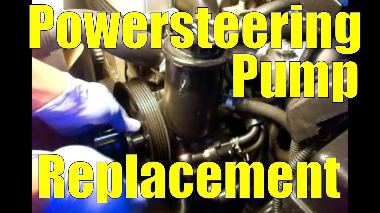 Power Steering Pump Replacement 1993 Lexus Sc300 2jz Ge Youtube 1992 Sc400 Value