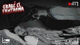 ¡LOGRÉ GRABAR EL FANTASMA DE MI CASA! *Parte 2* Espíritus reales - Lulu99