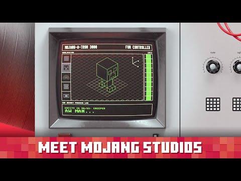 Студия Mojang сменила название и логотип