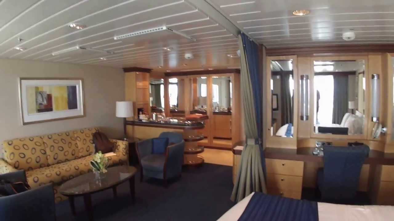 Freedom of the seas grand suite cabin 1286 youtube for Liberty of the seas best cabins