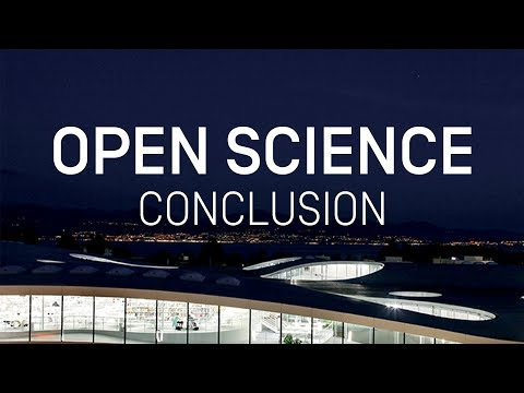 Conclusion of Open Science Evening Talks 2017