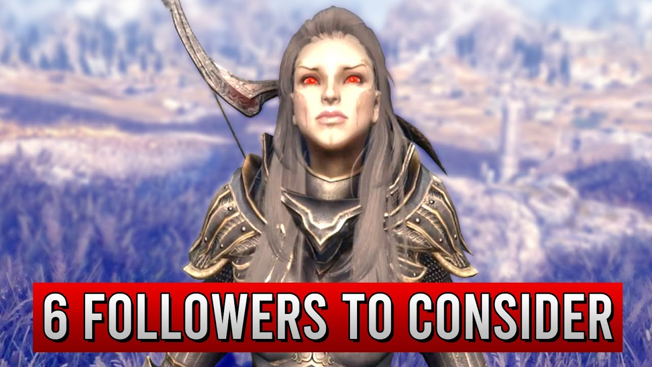 skyrim best follower - GameVideos