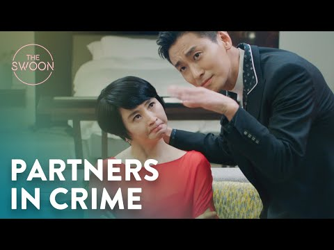 Ju Ji-hoon And Kim Hye-soo Are The Perfect Partners In Crime | Hyena Ep 15 [ENG SUB]