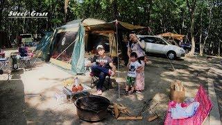 北軽井沢 スウィートグラスキャンプ場に行って来ました 2017
