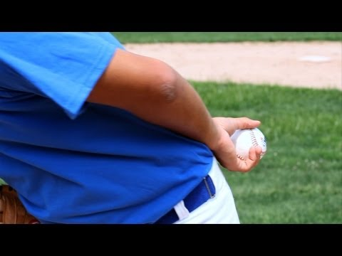 How To Pitch Knuckleball