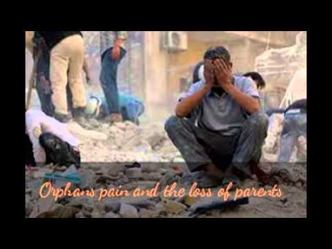 The suffering of the Arab world -The 2Minute movie by souha ghabry