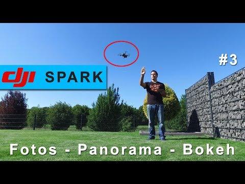 Dji Spark - Bildqualität und neue Fotomodi - Praxistest #3