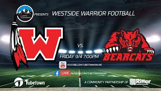 Westside Warrior Football on Tubetown presented by Denver's Refrigeration