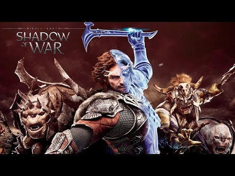 Tierra Media: SOMBRAS DE GUERRA (Shadow of War) Gameplay Esp