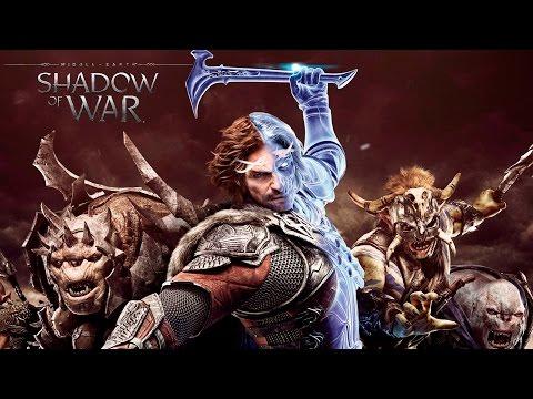 Tierra Media: SOMBRAS DE GUERRA (Shadow of War) Gameplay Español | Primeras Impresiones JUEGAZO!