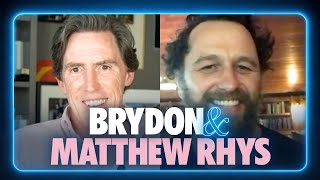 Matthew Rhys' best impressions and meeting Tom Hanks & Sir Anthony Hopkins | BRYDON &