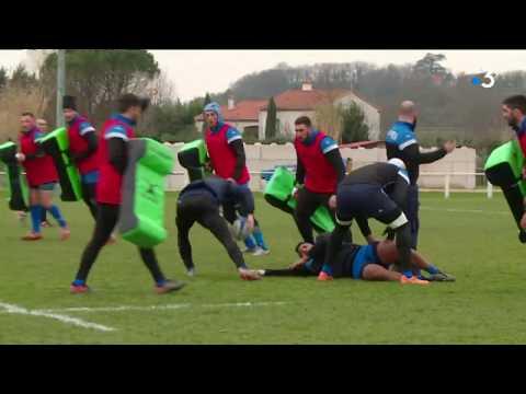 Rugby : en Top 14, le Castres olympique veut sa revanche sur  l'ASM Clermont Auvergne