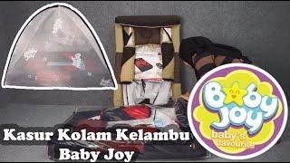KASUR BAYI BABY JOY | kasur kelambu bayi - DS06