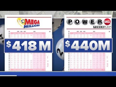 Mega Millions and Powerball jackpots exceed $400 million