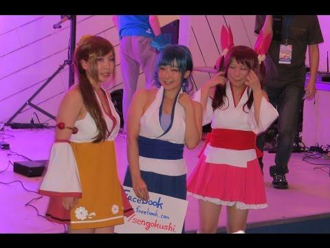 Sengoku Girls  full version J-fest Moscow 6 March 2016