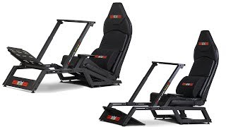 Next Level Racing F-GT Sim Chassis Review