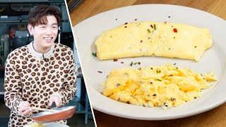How To Make The Perfect Egg With Eric Nam • Tasty