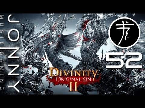 Jonny Plays Divinity Original Sin 2 - Ep 52: Red Hot Red Prince
