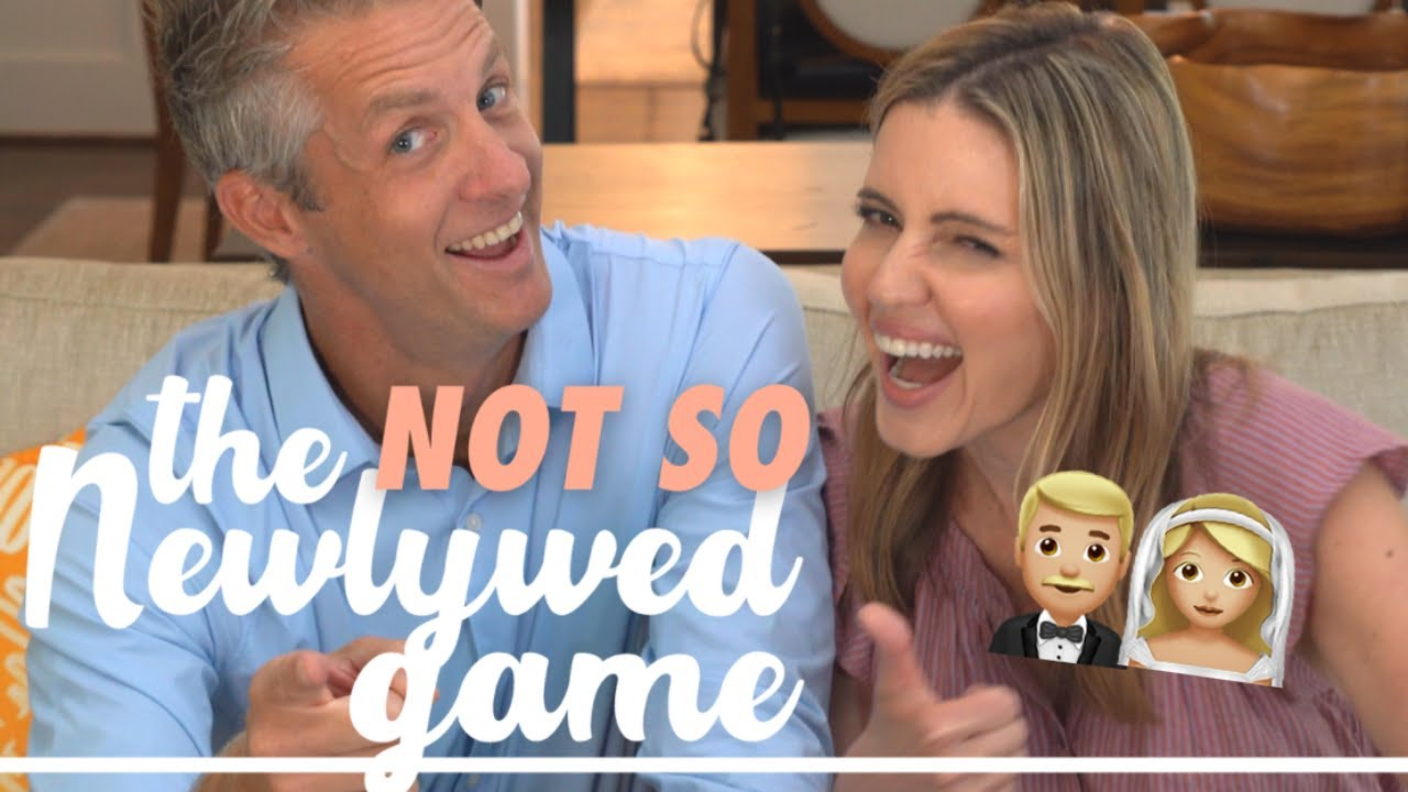 The Not So Newlywed Game 🤵🏼👰🏼
