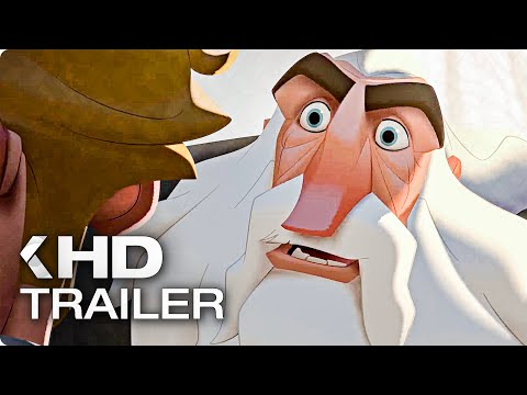 KLAUS Trailer (2019) Netflix