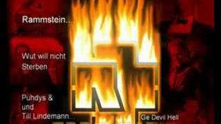 Rammstein - Wut Will Nicht Sterben (Puhdys & Till Lindemann)