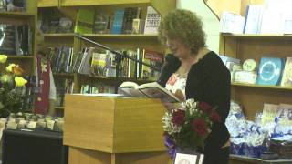 CRACKED Book Launch- speech by author K.M Walton