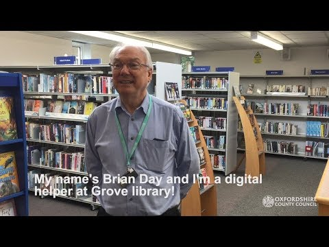 Volunteering as a digital helper
