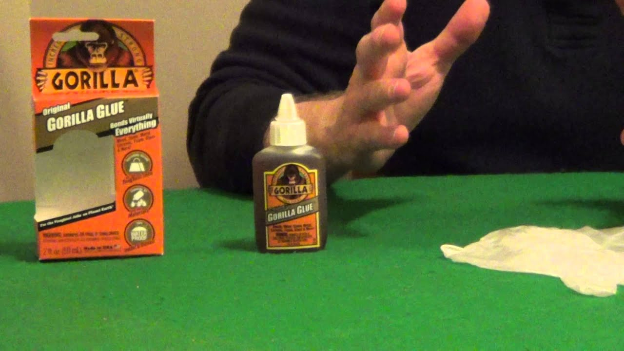 How To Thin Polyurethane Glue
