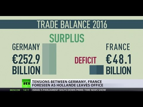 New Reality: Tensions between France & Germany could rise after Hollande leaves