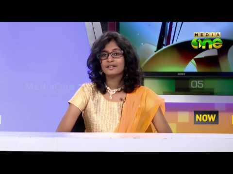 Alka Ajith as guest in Morning Show 151016