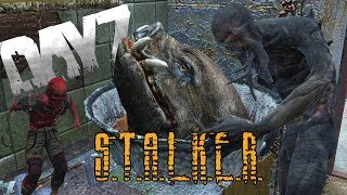 NEW DayZ S.T.A.L.K.E.R. Map Gameplay