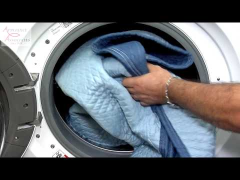 GFW450SSKWW - GE -  Bulky Items Cycle WASHING TWO DELIVERY BLANKETS