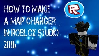How to make a simple Map Changer on ROBLOX (With Command)