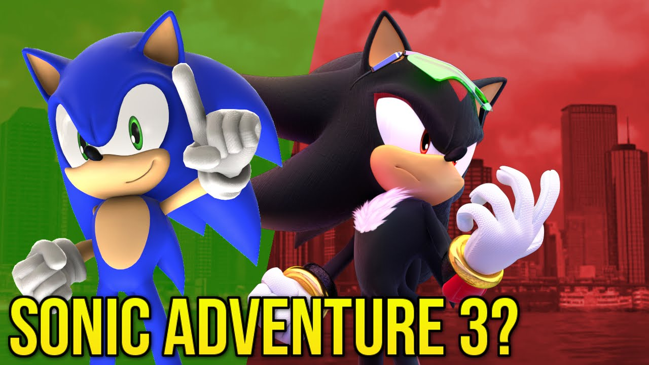 Images of Sonic Adventure 3 - #rock-cafe