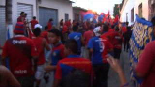 TURBA ROJA EN METAPAN