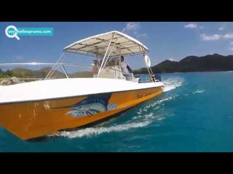 Seychelles #1 Of The Top Boat Charters On Praslin - Angel Tours