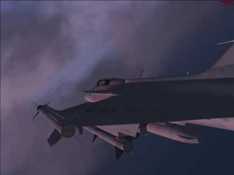 Flight Simulator X - Saab Gripen