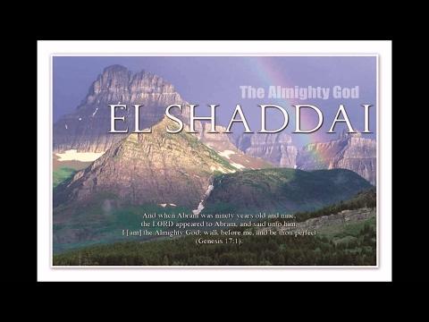 El Shaddai Lyrics DWXI 1314 kHz Prayer Partners Fellowship International, Inc