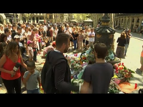 Thumbnail: 5 suspects killed after deadly Barcelona attack